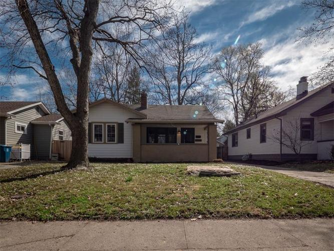 6043  Guilford Avenue Indianapolis, IN 46220 | MLS 21626333