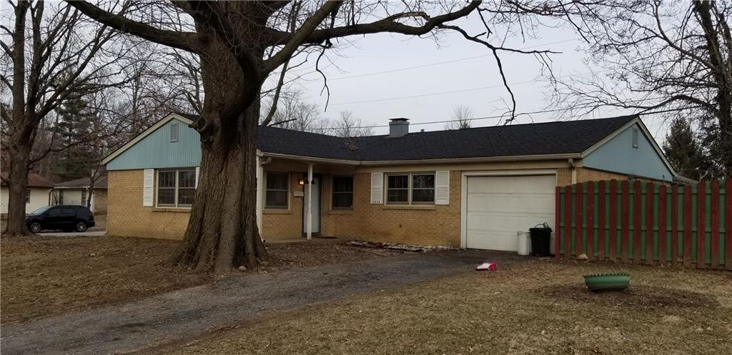 3255 ROSEWAY Drive Indianapolis, IN 46226 | MLS 21626349 | photo 1
