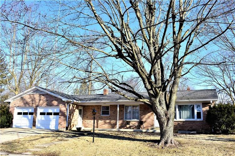 306 W Broadway Street Danville, IN 46122 | MLS 21626357