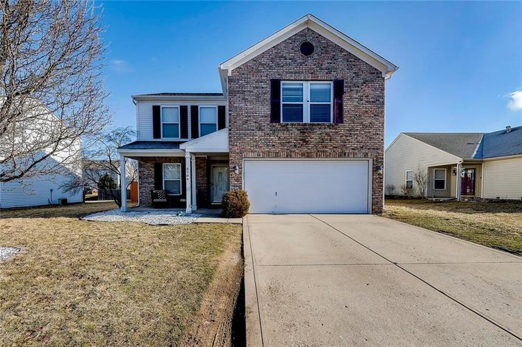 8704  Blooming Grove Drive Camby, IN 46113 | MLS 21626377