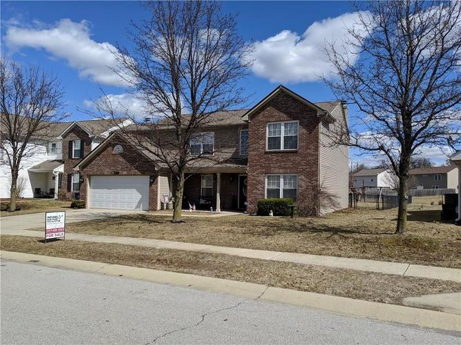 8027  Painted Pony Drive Indianapolis, IN 46217 | MLS 21626407