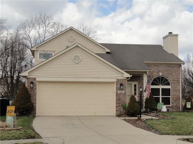 7632  Blackthorn Court Indianapolis, IN 46236 | MLS 21626490