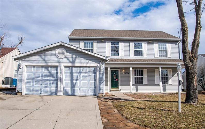 6620  Hollywood Trail Indianapolis, IN 46214 | MLS 21626504