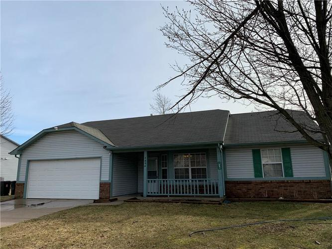 1694  Fountain Lake Drive Shelbyville, IN 46176 | MLS 21626537