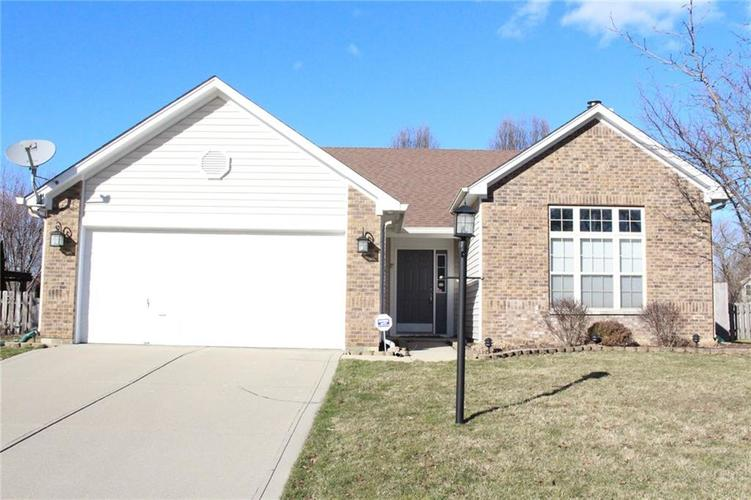10126 Tybalt Drive Fishers, IN 46038 | MLS 21626571 | photo 1