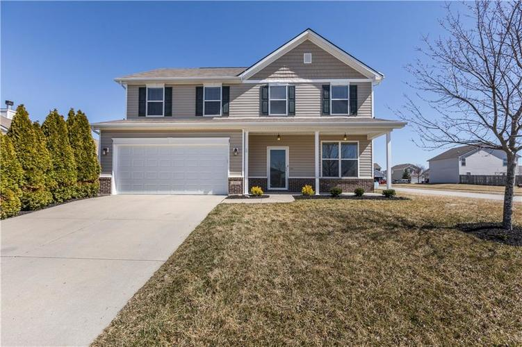 3511  Limesprings Lane Whitestown, IN 46075 | MLS 21626587