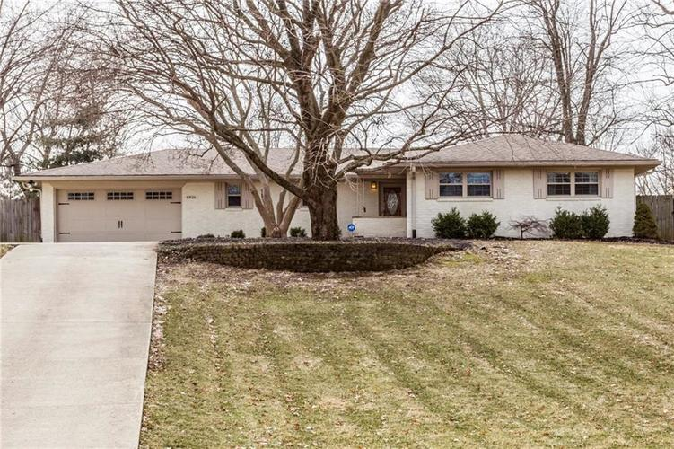 5926  Wexford Road Indianapolis, IN 46220 | MLS 21626656