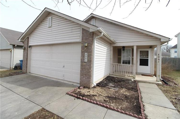 4061  Orchard Valley Lane Indianapolis, IN 46235 | MLS 21626663
