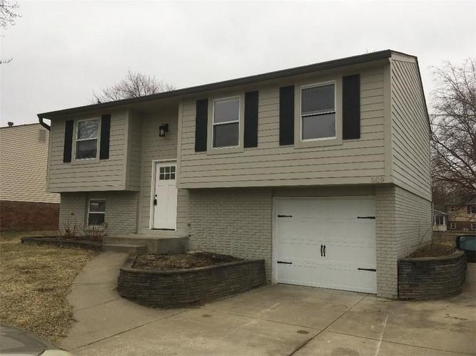 509  DANGERFIELD Drive Beech Grove, IN 46107 | MLS 21626710