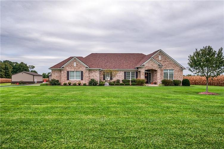 1971 E County Rd 800 S  Clayton, IN 46118 | MLS 21626862
