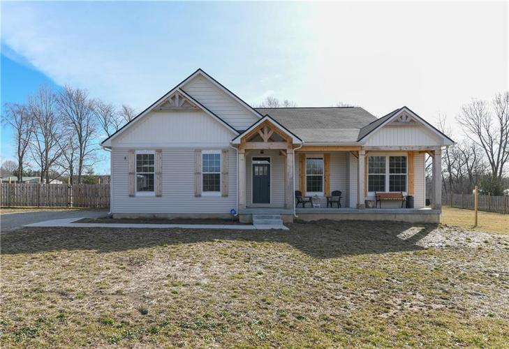 11899 N Bens Court Camby, IN 46113   MLS 21626885   photo 1