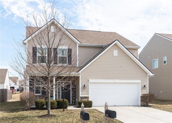 15192  Fallen Leaves Lane Noblesville, IN 46060 | MLS 21626904