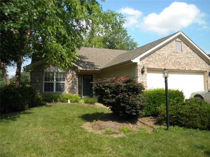 10345  Steambrook Drive Fishers, IN 46038   MLS 21626916