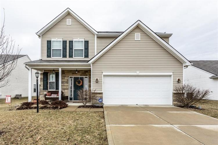 15124  Dry Creek Road Noblesville, IN 46060 | MLS 21626926