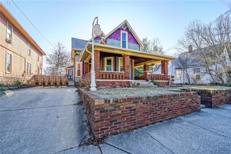 227 S RITTER Avenue Indianapolis, IN 46219 | MLS 21626981