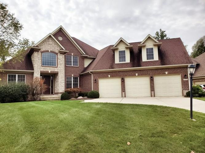 14723 Whispering Breeze Drive Fishers, IN 46037 | MLS 21626995 | photo 1