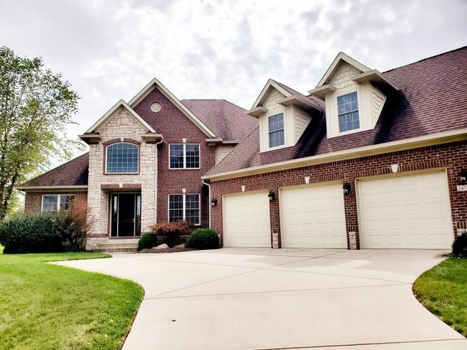 14723 Whispering Breeze Drive Fishers, IN 46037 | MLS 21626995 | photo 2