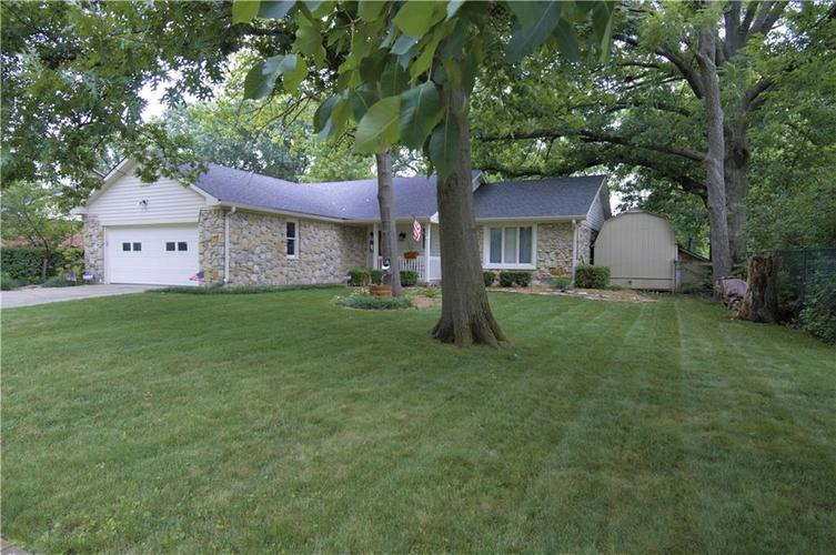 608 SUMMITCREST Drive Indianapolis, IN 46241 | MLS 21627071 | photo 1