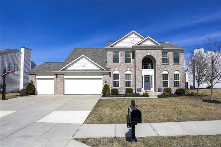 14426  Liverpool Place Fishers, IN 46037   MLS 21627145