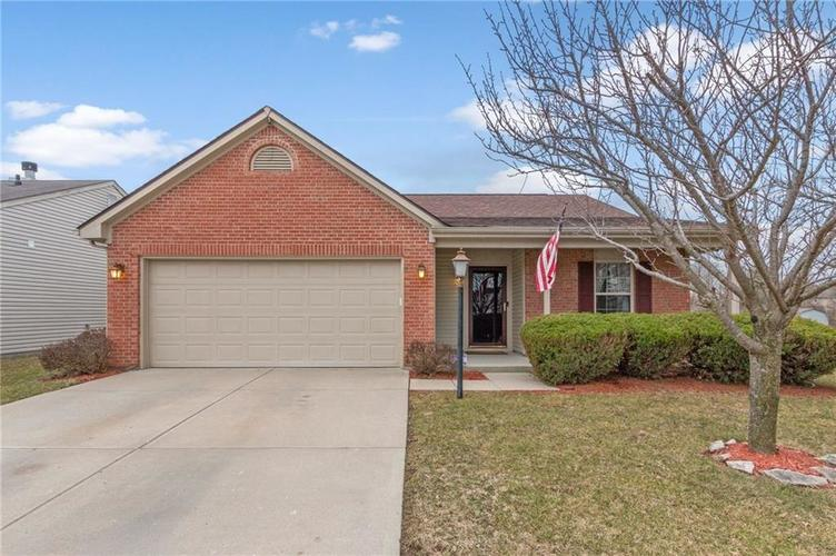 6233  Bryce Canyon Drive Indianapolis, IN 46237 | MLS 21627166