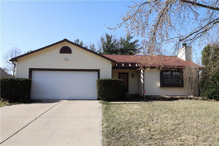 8116 CLAYBURN Drive Indianapolis, IN 46268   MLS 21627171   photo 1
