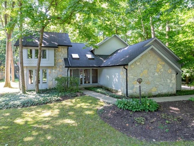 7309  Wood Stream Drive Indianapolis, IN 46254 | MLS 21627232
