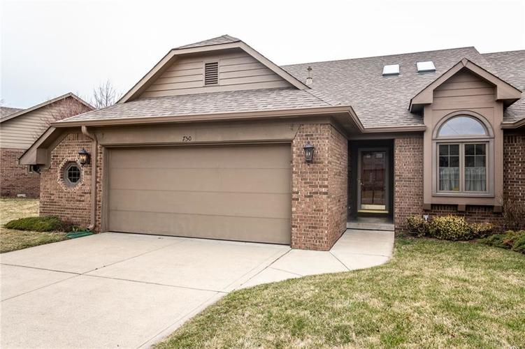 750 Cottage Lane Greenwood, IN 46143 | MLS 21627234 | photo 1