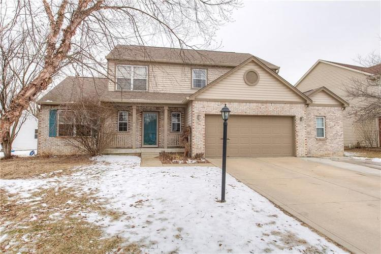 2214 Ring Necked Drive Indianapolis, IN 46234 | MLS 21627279 | photo 1