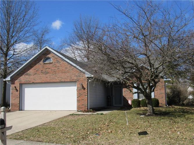 11486  Cherry Blossom Drive Fishers, IN 46038   MLS 21627321