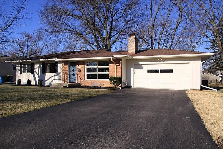 5736 N Parker Avenue Indianapolis, IN 46220 | MLS 21627457 | photo 2