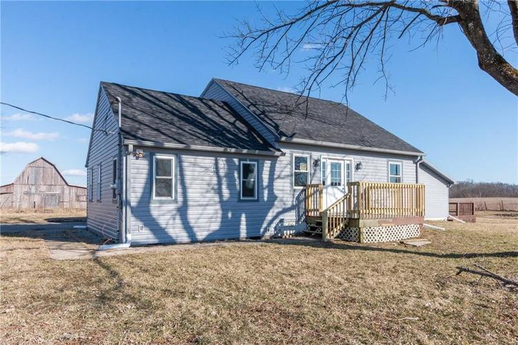 6083 S STATE ROAD 39  Clayton, IN 46118 | MLS 21627464