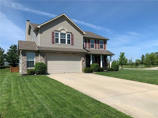1694  Whisler Drive Greenfield, IN 46140 | MLS 21627466