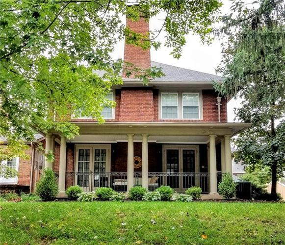 3939 N Pennsylvania Street Indianapolis, IN 46205 | MLS 21627489