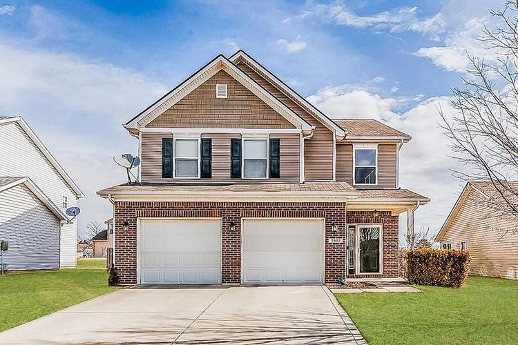 3863  Tartan Trail Whitestown, IN 46075 | MLS 21627524