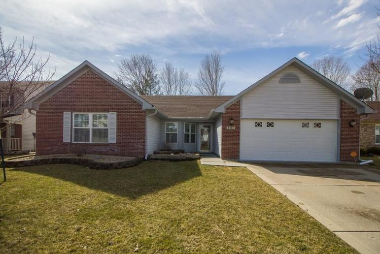 8933  Stonewall Drive Indianapolis, IN 46231 | MLS 21627551