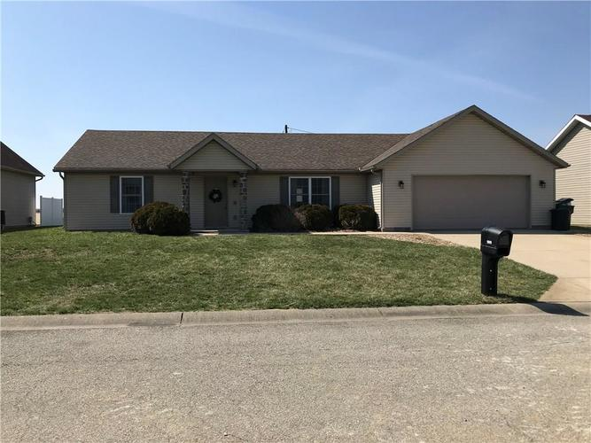 1009 S Creek Drive Greensburg, IN 47240 | MLS 21627559