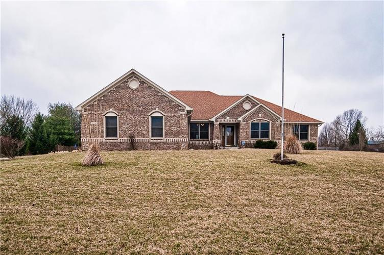 12588 N Louis Drive Camby, IN 46113 | MLS 21627589