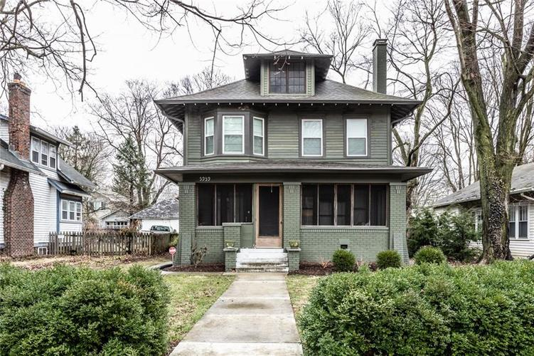 5939 N College Avenue Indianapolis, IN 46220 | MLS 21627618