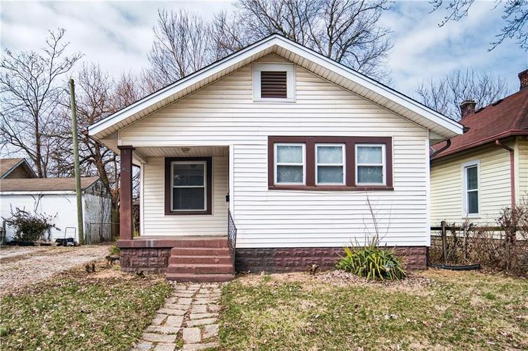 3012 N Arsenal Avenue Indianapolis, IN 46218 | MLS 21627622