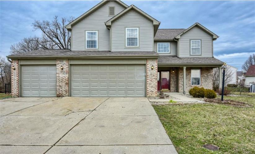 6236  Lake Mead Drive Indianapolis, IN 46237 | MLS 21627711