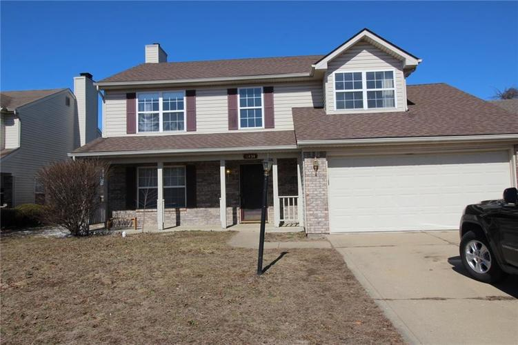 5434  Chestnut Woods Drive Indianapolis, IN 46224 | MLS 21627801