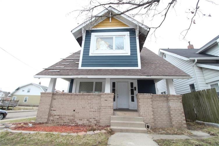 454 W 29th Street Indianapolis, IN 46208 | MLS 21627806