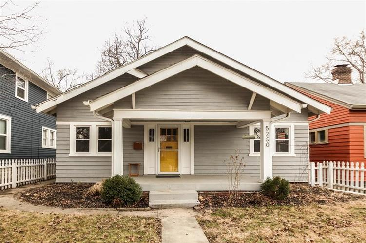 5250 N College Avenue Indianapolis, IN 46220 | MLS 21627821