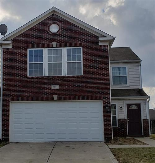 3554 Cork Bend Drive Indianapolis, IN 46239 | MLS 21627841 | photo 1