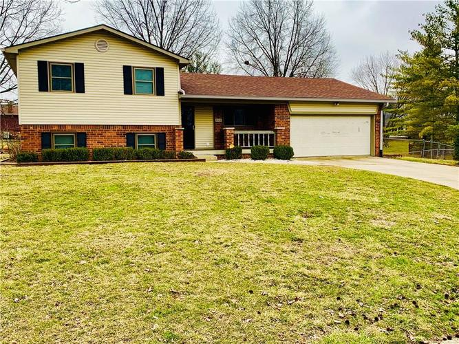 6315  COPPER Court Indianapolis, IN 46237   MLS 21627845