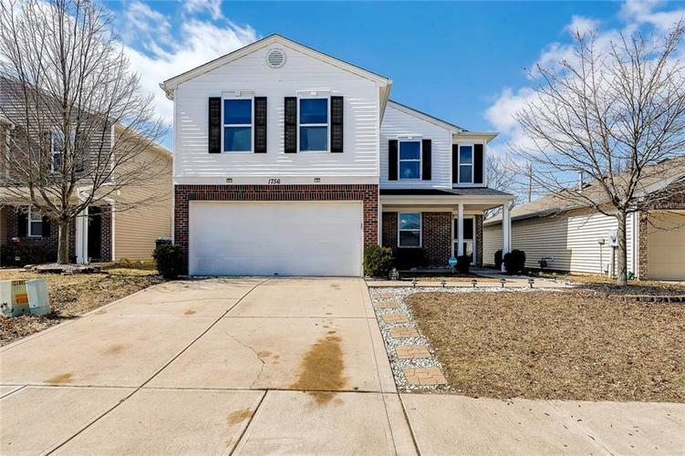 1756  Feather Reed Lane Greenwood, IN 46143 | MLS 21627853