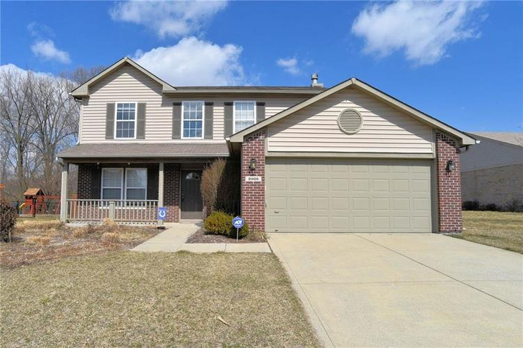 2906  Shadow Lake Drive Indianapolis, IN 46217 | MLS 21627864