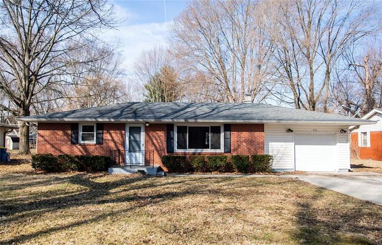 531  Lakeview Drive Noblesville, IN 46060 | MLS 21627901