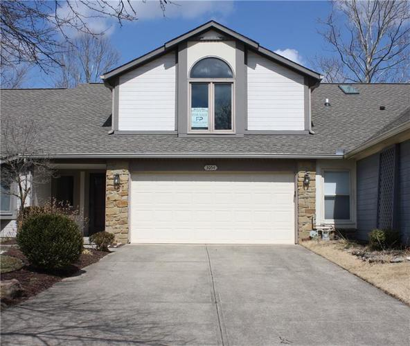 3054  River Bay Drive Indianapolis, IN 46240 | MLS 21627914