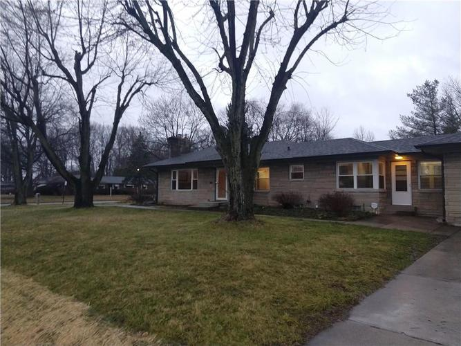 7510 E 10TH Street Indianapolis, IN 46219 | MLS 21628013